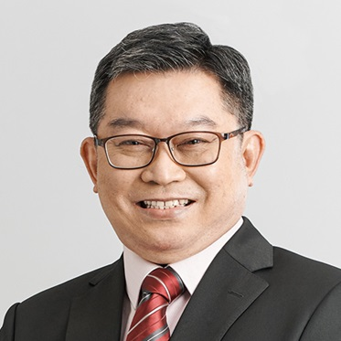 Associate Professor​ Foo Tee Tuan <br>符诗专